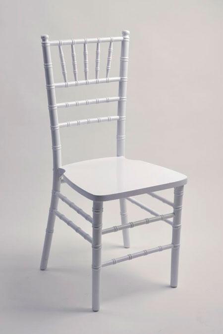 Sedie banqueting sedia chiavarina in legno bianco - Chiavarina sedia ...