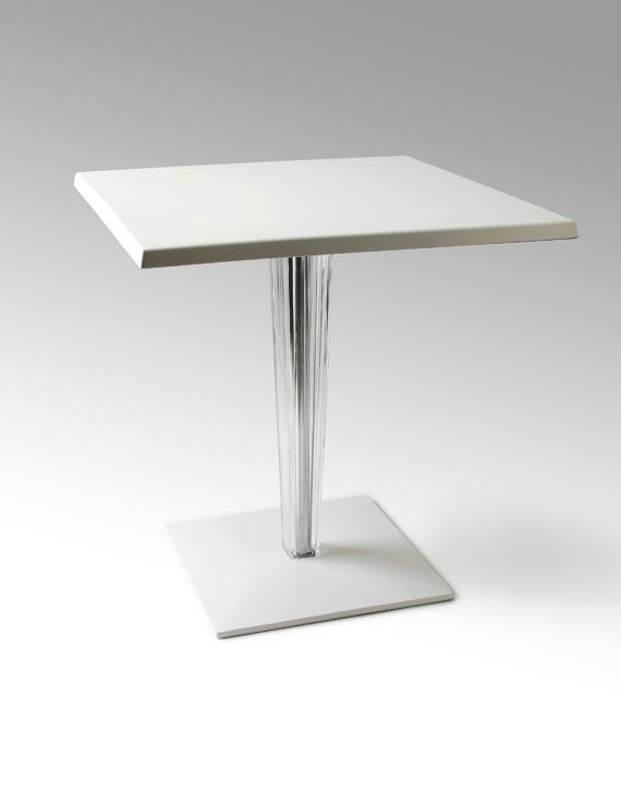 Kartell tavolo kartell 70x70 - Tavolo top top kartell ...
