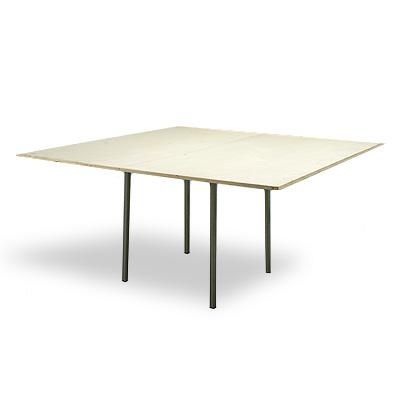 TAVOLI BANQUETING : tavolo quadrato 140x140